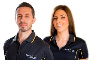 CarsRus Australia Team