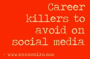 career killers